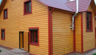 Варианты газового отопления в деревянном доме