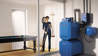 Автоматическое управление газовым котлом