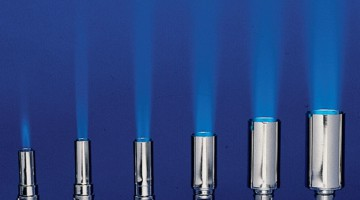 Разновидность и принцип работы бытовых газовых горелок