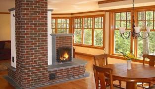 Реальное отопление дома без газа и электричества