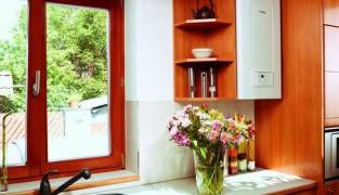 Практичность и эффективность газовых котлов отопления для дома