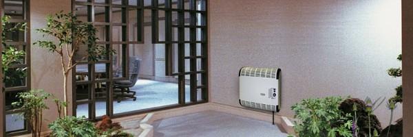 Принцип работы газового конвектора