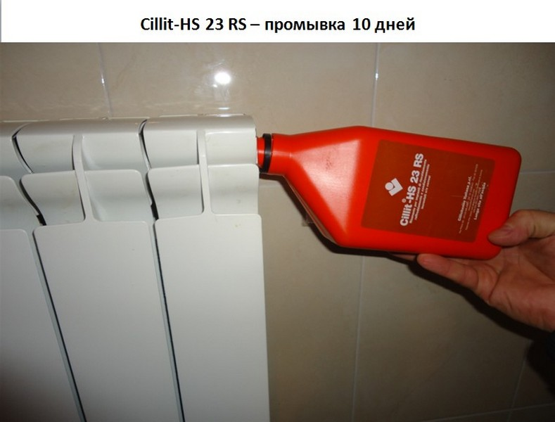 Как прочистить радиатор отопления своими руками 35