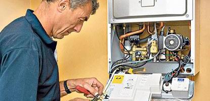 Основные моменты в ремонте котлов отопления