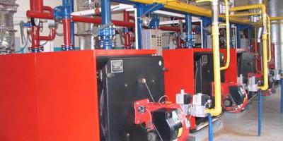 Назначение промышленных бытовых газовых котлов отопления