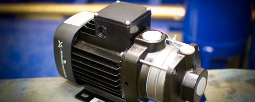 Использование в отоплении циркуляционного насоса