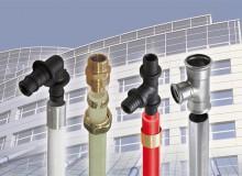 Обвязка радиаторов полипропиленовыми трубами
