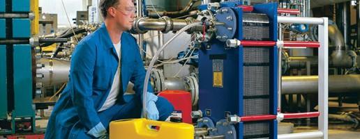 Способы промывки отопительной системы