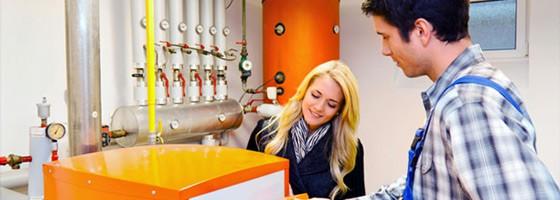 Параметры производительности газового напольного котла