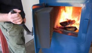 Отопление дома самодельным котлом
