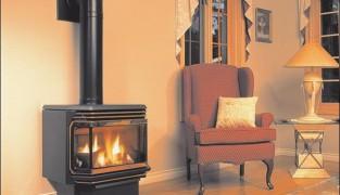 Обустройство газовой печи в доме