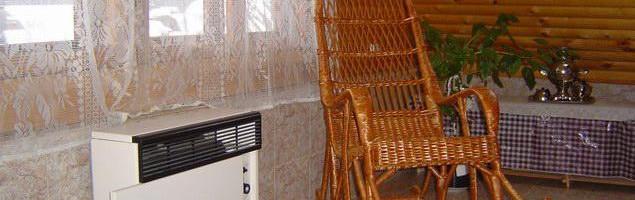 Функционирование в доме конвекторного отопления