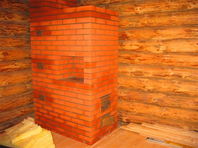 Печь для бани на даче