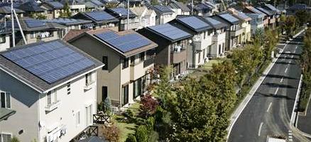 Реальность солнечного отопления для дома