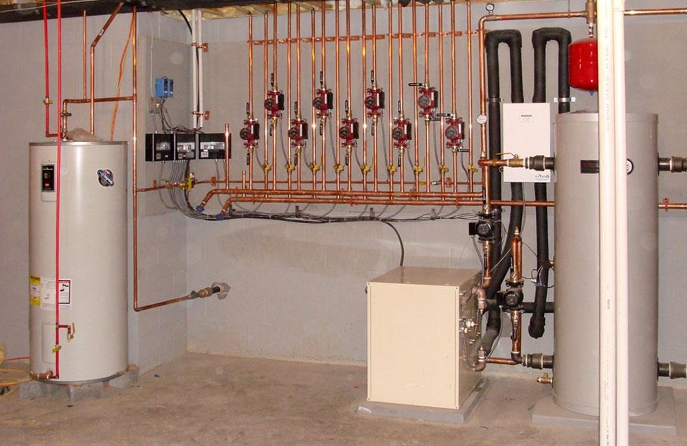 Модели электрокотлов для отопления
