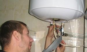 Электросистема отопления с бойлером