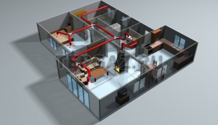 Производственное помещение – как отапливать?