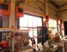 Преимущества газовых теплогенераторов