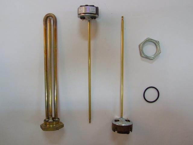 Электротэны с терморегулятором