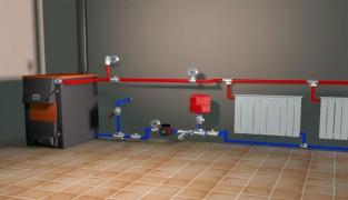 Альтернативное и традиционное водяное отопление