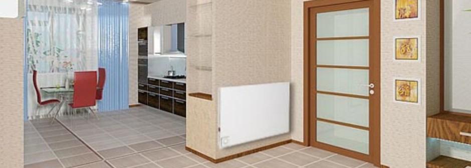 Инфракрасные панели в системе отопления