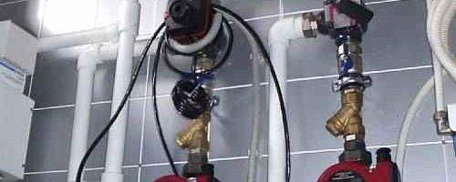 Подключение насоса в систему отопления