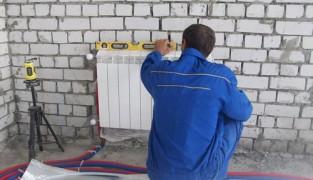 Подключаем радиаторы отопления правильно