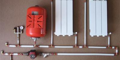 Подбор разводки в систему отопления