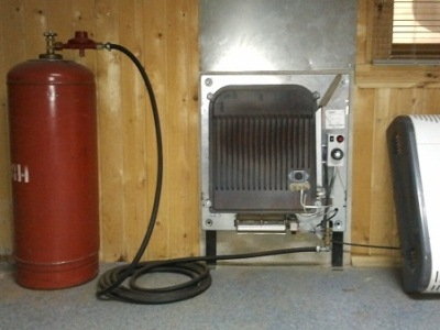 Разнообразие оборудования газового отопления