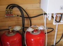 Эффективность газовых баллонов для отопления