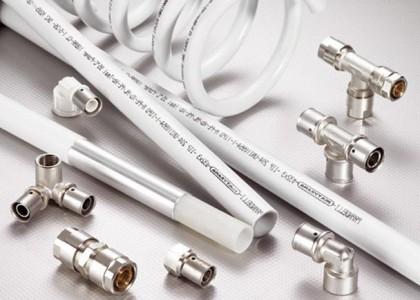 Материалы для монтажа и ремонта труб