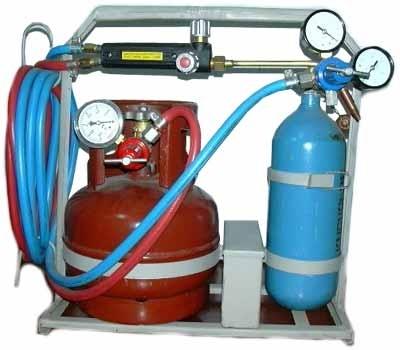 Распространенность газосварочного метода
