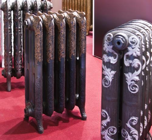 Современные радиаторы из чугуна