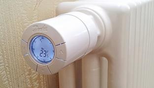 Регулирование температуры в помещении