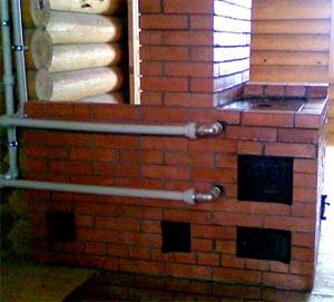Дача с двумя этажами