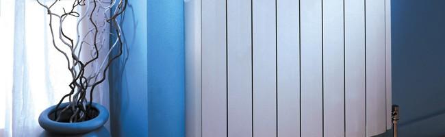 Отопление с алюминиевыми радиаторами