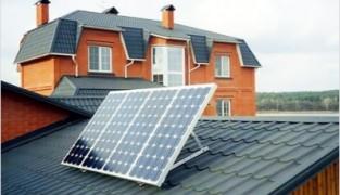 Процесс установки солнечного отопления
