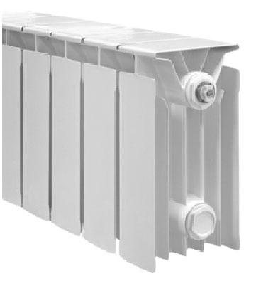 Комбинированные алюминиевые радиаторы