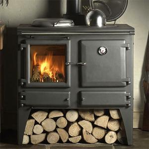 Печное отопление деревянного дома