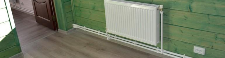 Способы подключения отопительных радиаторов своими руками