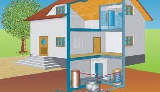 Как создать замкнутое отопление дома