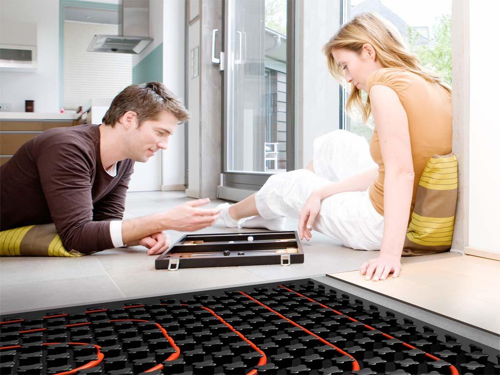 Как работают электрические отопительные системы