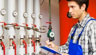 Контроль давления в системе отопления частного дома