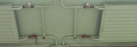 Установка ленинградки в частном доме