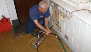 Способы промывки системы отопления