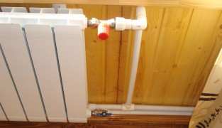 Устройство двухтрубной системы отопления для дома