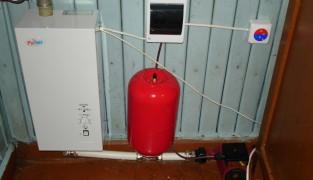 Однотрубное отопление в частном доме