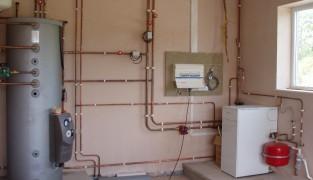 Принцип работы закрытой системы отопления