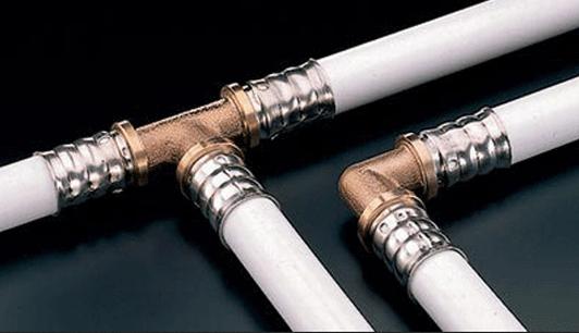 Металлопластиковые трубы для отопительных систем