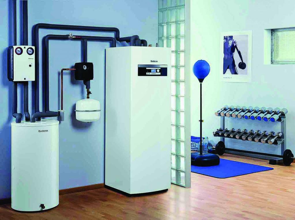 Оборудование для геотермального отопления